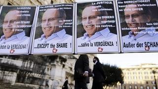 Oberstes Gericht in Rom annulliert Schmidheiny-Urteil