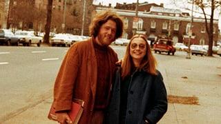 Bill Clintons Liebeserklärung an Hillary – eine Bildergeschichte