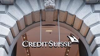 Gewinn der Credit Suisse übersteigt die Erwartungen