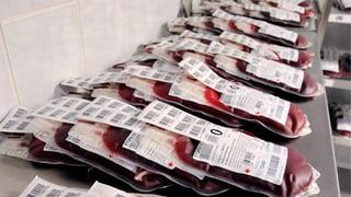Blutspender gesucht – trotz sinkender Nachfrage