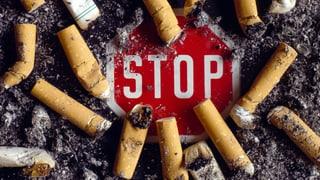 Rauchstopp – Wie haben Sie es (nicht) geschafft?