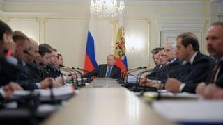Mit harten Sanktionen aus der Krise?