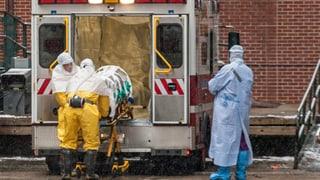 Zweiter Ebola-Toter in den USA
