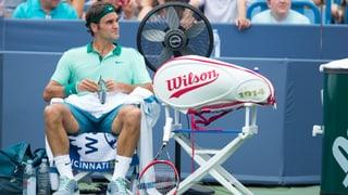 Gutes Los für Federer, Wawrinka in Djokovics Hälfte