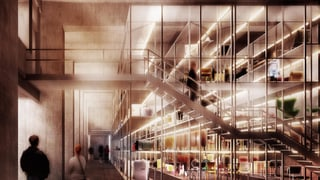 Museum für Gestaltung: Hinter den Kulissen wird gepackt