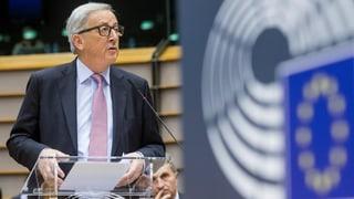Juncker und die 5 Zukunftsszenarien für die EU