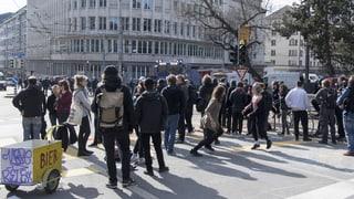 Hausbesetzer in Bern mussten DNA-Probe abgeben