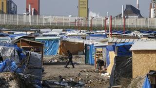 Fugitivs: Situaziun a Calais tendida