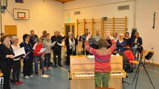 BarattaChor – Josefina Blumenthal-Cadruvi tar il Chor masdo Alvra