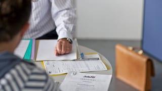 Kanton Zürich: mehr arbeitslose Jugendliche und Lehrer