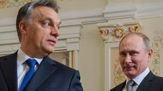 «Orban sitzt weiterhin fest im Sattel»