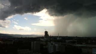 Juli 2014: Viel Regen, aber vor drei Jahren war es noch kühler!