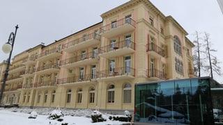 L'hotel Waldhaus a Flem è concurs