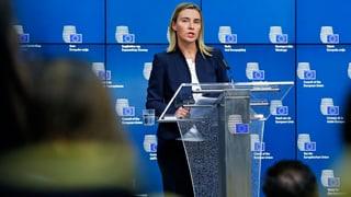 EU sendet gemischtes Signal an Russland