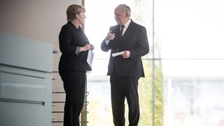 Merkel: «Jau guard cun optimissem vers las negoziuns»