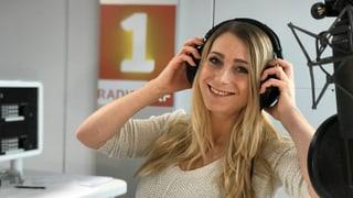 Priska Plump, die neue Stimme auf Radio SRF 1 (Artikel enthält Bildergalerie)