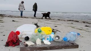 EU-Kommission will gegen Plastikmüll vorgehen