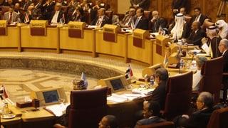 Arabische Liga uneins über Syrien