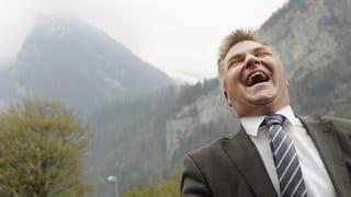 Toni Brunner macht Schluss mit Politik