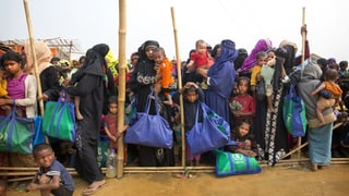 Burmas Führung weist Vorwürfe wegen Völkermordes zurück
