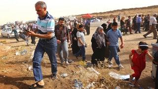 Kurdische Armee profitiert vom Kampf gegen Isis-Milizen
