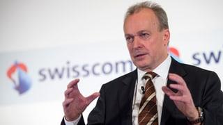 Swisscom schraubt Prognose hoch – aber nur ganz sachte
