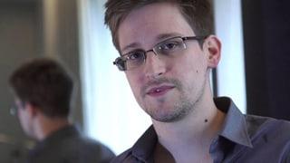 Snowden darf ein Jahr in Russland bleiben
