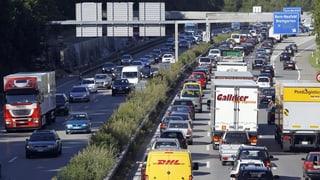 Schweizer Verkehr wächst und wächst
