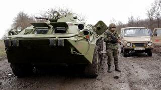 Tote und Verletzte bei «Anti-Terror-Einsatz» in der Ukraine
