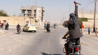 Terrormiliz erobert syrischen Militärflughafen