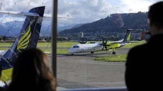 Flughafen Bern verliert 60 Prozent der Flüge