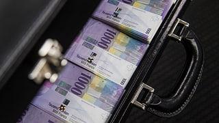 Neue Aargauer Bank ist trotz weniger Gewinn zufrieden