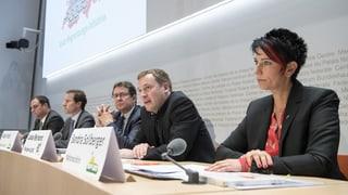«Initiative gegen die Personenfreizügigkeit» eingereicht