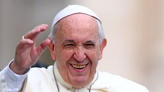 L'emprima visita da Papa Francestg en Svizra
