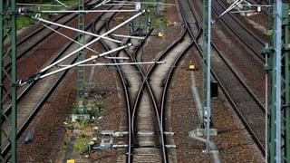 Geduldsprobe für Bahnreisende in Deutschland