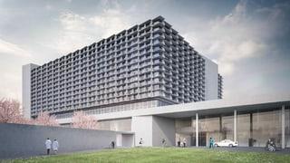 Grundsteinlegung für das neue Bürgerspital Solothurn