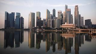Singapur: Der zweite Heimmarkt für Schweizer Banken
