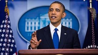 US-Budgetstreit: Obama macht Druck