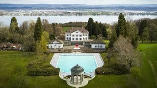 Erb-Residenz soll für 35 Millionen verkauft werden