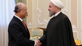 Iran macht weiteres Atom-Zugeständnis
