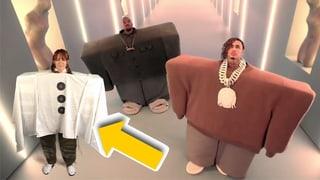 Das neue Kanye-Video: Eine Steilvorlage für Parodien