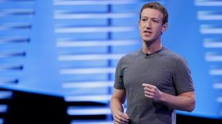 Facebook legt russische Werbung dem US-Kongress vor