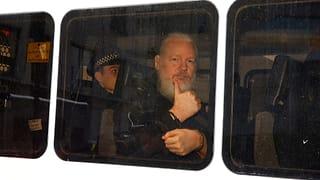 Assange gehört nicht vor US-Richter