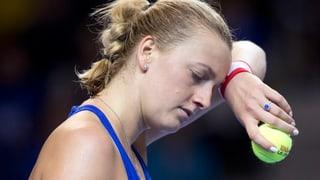 Kvitova mit Messer attackiert