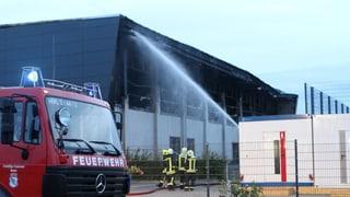 Erneut Asylunterkunft in Deutschland abgebrannt