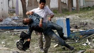Taliban greifen UNO-Einrichtung in Kabul an