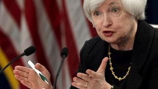 US-Notenbank tastet Leitzins nicht an