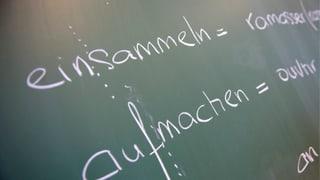 Bund kämpft für zweite Landessprache – Luzern dagegen