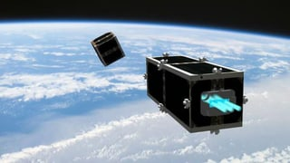Schweizer basteln an Weltraum-Müllabfuhr