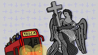 «Tosca»: Sex and Crime in Rom (Artikel enthält Video)